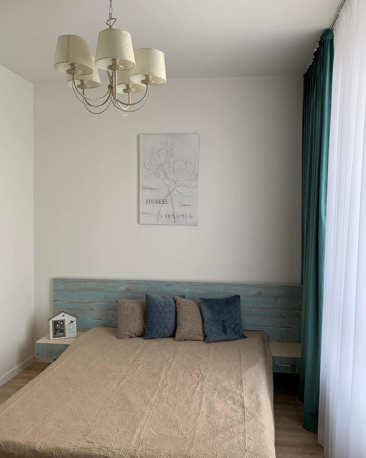 Дизайн проект таунхауса 120 кв.м., в голубых тонах. Львов | фото 6