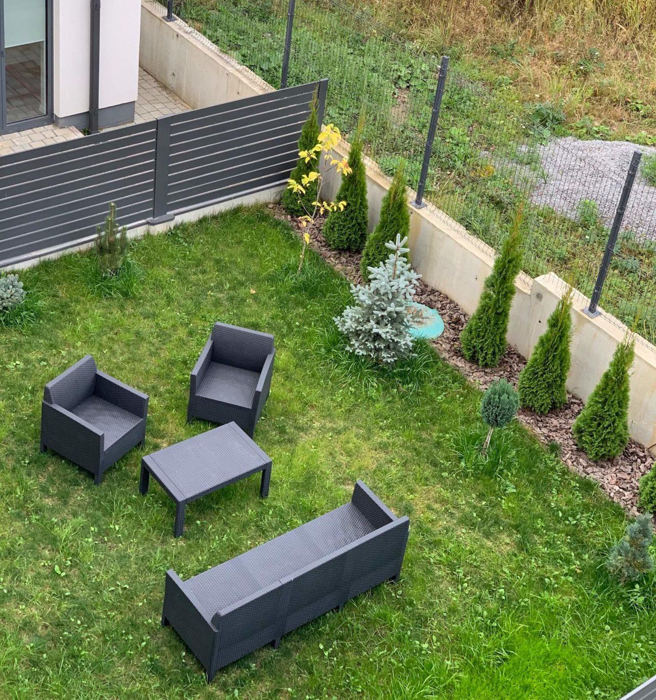 Дизайн проект таунхауса 120 кв.м., Львов | фото 11