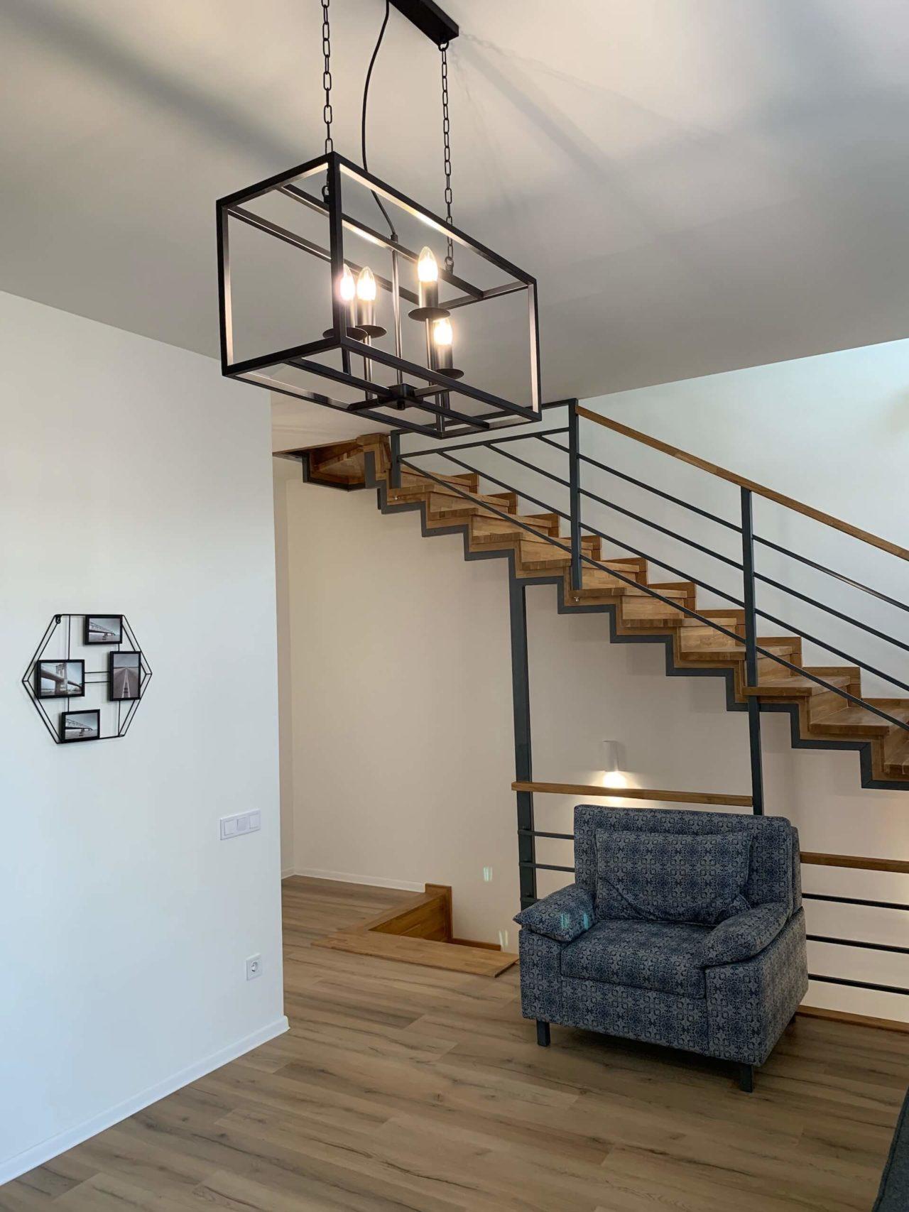 Дизайн проект таунхауса 120 кв.м., Львов | фото 8