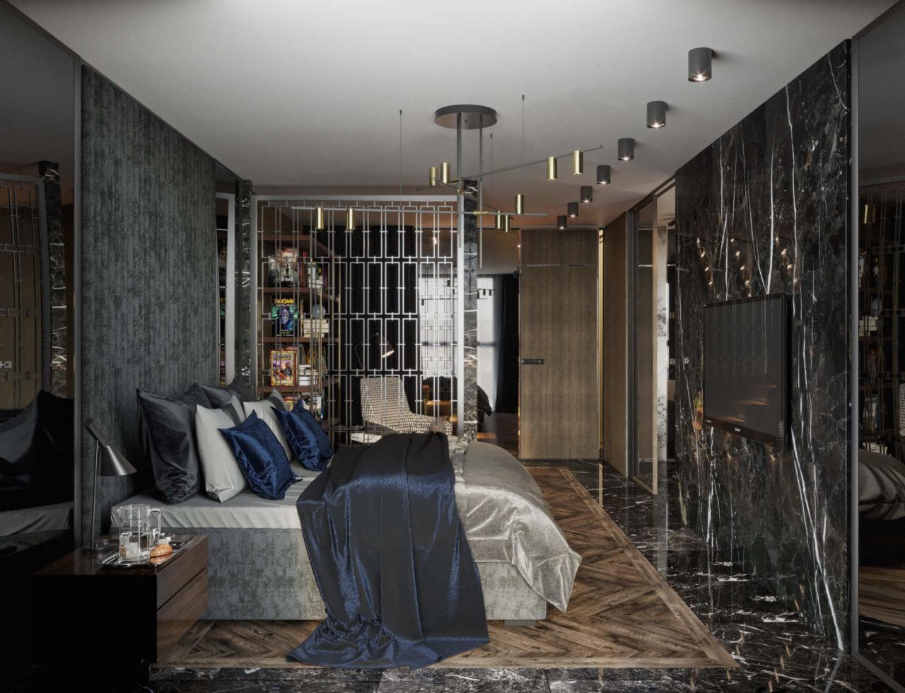 Дизайн проект двухэтажная квартира с террасой, Ирпень | 1 этаж фото 2