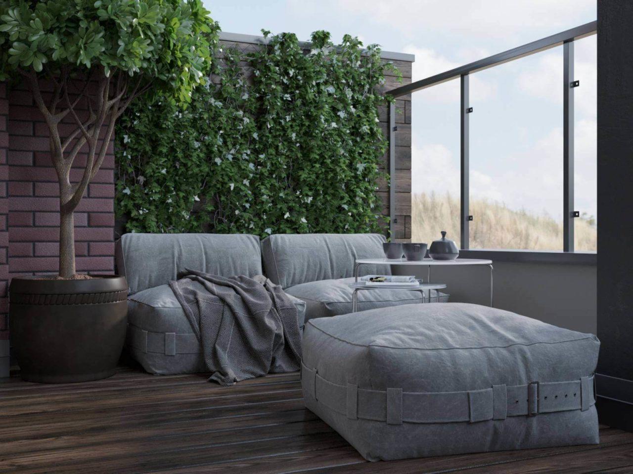 Дизайн проект двухэтажная квартира с террасой, Ирпень | 2 этаж фото 5