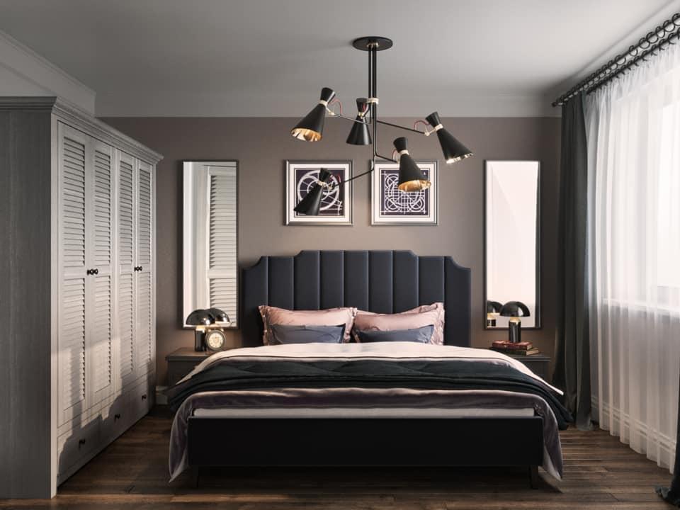 Дизайн проект квартира студия с двумя спальнями, Киев | фото 5