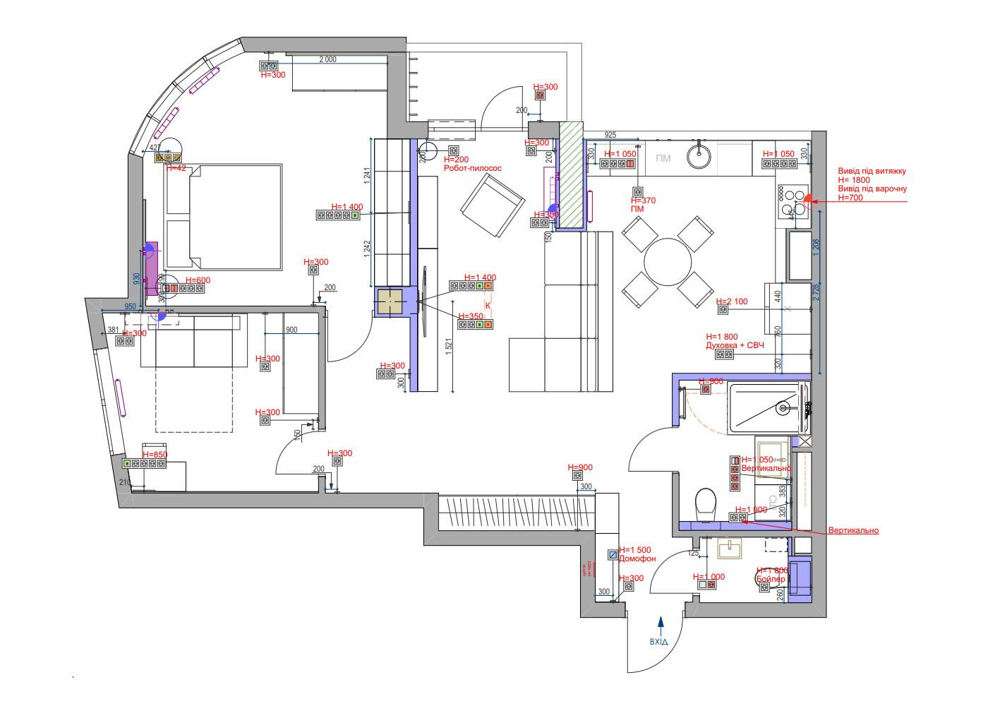 С чего начинать ремонт в новостройке: дизайн-проект